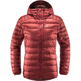 Haglöfs Roc Down Hood Women brick red